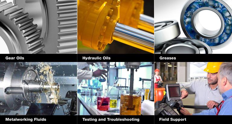 Metalworking lubricants industrial greases for oh in ky vesco oil - Mobel industrial ...